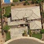 Ervin Santana's House