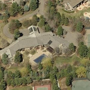 Donald Sturm's House (Birds Eye)