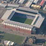 Ibrox Stadium (Birds Eye)
