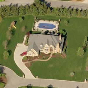 Brian Kelly's House (Bing Maps)