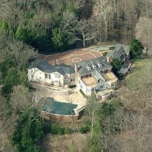 Andrew Rayburn's House (Birds Eye)