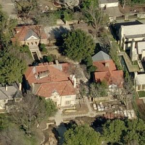 Charlotte Jones Anderson's House (Birds Eye)