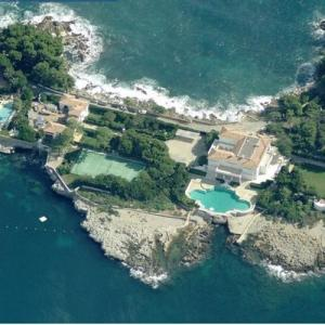 Quandt Family House In Antibes France Virtual Globetrotting