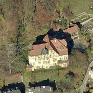 Dietrich Mateschitz's House (Birds Eye)