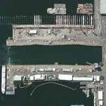 Puget Sound Naval Shipyard Graving Dock 6