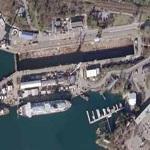 Esquimalt BC Graving Dock