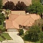 Colby Lewis' House (Birds Eye)