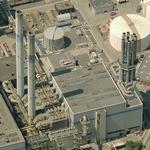 AVR Rozenburg Waste-to-Energy Plant (Birds Eye)
