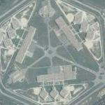 Greensville Correctional Center (Bing Maps)
