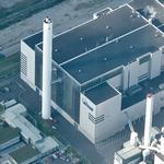 Sjolunda Waste-to-Energy Plant (Birds Eye)