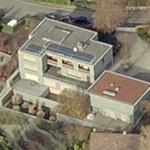 Michael Ringier's House (Birds Eye)