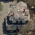 Kirstie Alley's house (Birds Eye)