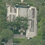 Sidney Kimmel's House (Former) (Birds Eye)