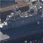 USS Nassau (LHA 4)