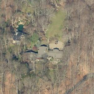 Brady Dougan's House (Birds Eye)