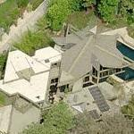 Wilt Chamberlain's House (former) (Birds Eye)