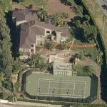 Anthony Zuiker's House (Birds Eye)