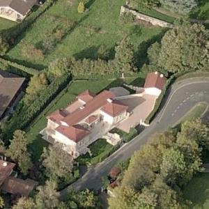Dmitry Rybolovlev's House (Birds Eye)