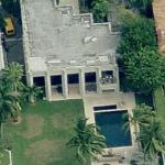 Brian Bilzin's House (house in Any Given Sunday) (Birds Eye)