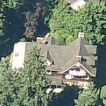 Kurt Cobain's House (former) (Birds Eye)
