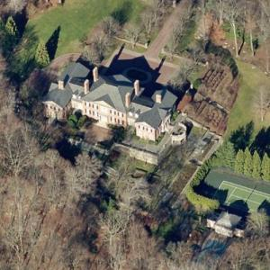 Larry Hilibrand's House (Birds Eye)