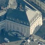 Altes Rathaus Bonn (Old City Hall) (Birds Eye)
