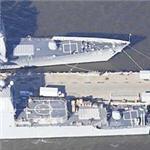 USS Leyte Gulf (CG-55), USS Vella Gulf (CG-72) & USS Normandy (CG-60) Ticonderoga Class Cruisers