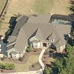 Bryant Young's House (Birds Eye)