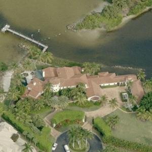 Cliff Williams' House (Former) (Birds Eye)