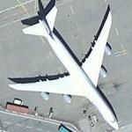 Boeing 747-8 Intercontinental (Bing Maps)
