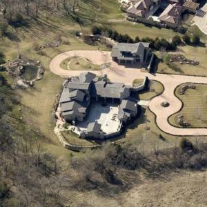 Bill Self's House (Bing Maps)