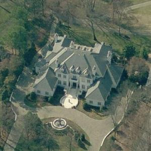 Felix Sabates' House (Bing Maps)