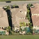 Louis Oosthuizen's house
