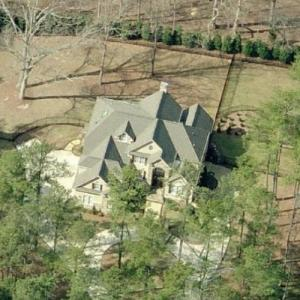 David West's House (Birds Eye)
