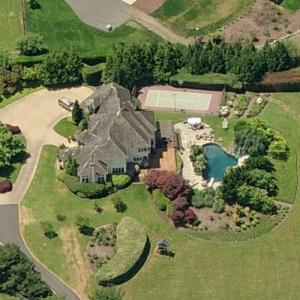 Brandon Roy's House (former) (Birds Eye)