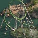 Incredible Hulk Roller Coaster (Birds Eye)