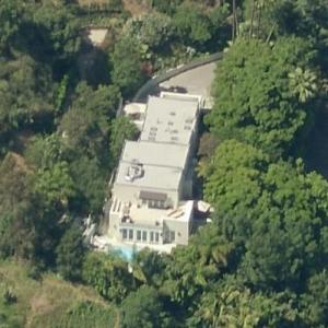Ben Stiller's House (former) (Birds Eye)