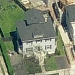 Chris Christie's House (Former) (Birds Eye)