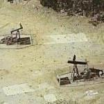 Oil Wells (Birds Eye)