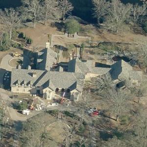 Duck Dynasty house (Birds Eye)