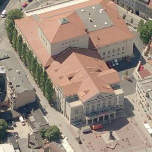 Deutsches Nationaltheater und Staatskapelle Weimar (Birds Eye)