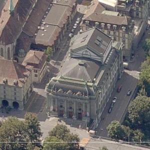 Bern Theatre (Bing Maps)
