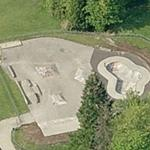 Burnaby Skatepark (Birds Eye)