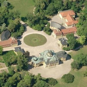 Belvedere Palace (Birds Eye)