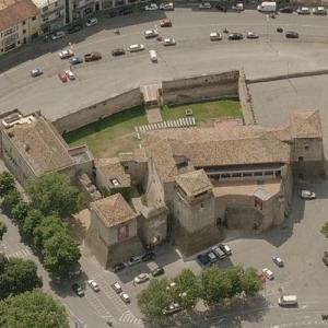 Castel Sismondo (Birds Eye)