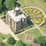 Gawthorpe Hall (Bing Maps)