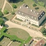 Branitz Castle (Birds Eye)