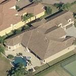 Brandon Bass' House (Birds Eye)
