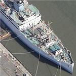Artship at Mare Island (Birds Eye)