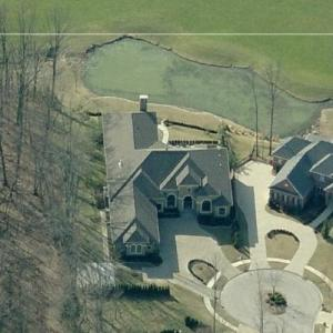 Charlie Strong's House (Birds Eye)